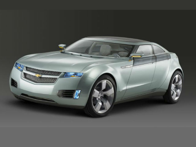 Siguen los retiros en GM, esta vez con el Chevy Volt