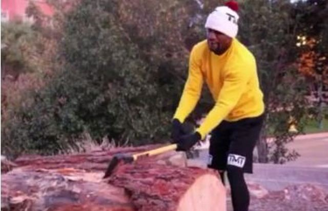 """Pacquiao y Mayweather entrenan al """"estilo Rocky Balboa"""" (video)"""