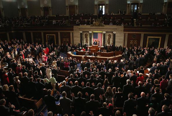 Los republicanos mantienen el control del Congreso