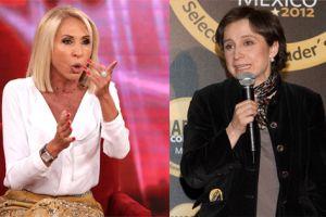 ¿Laura Bozzo se burló del despido de Carmen Aristegui?