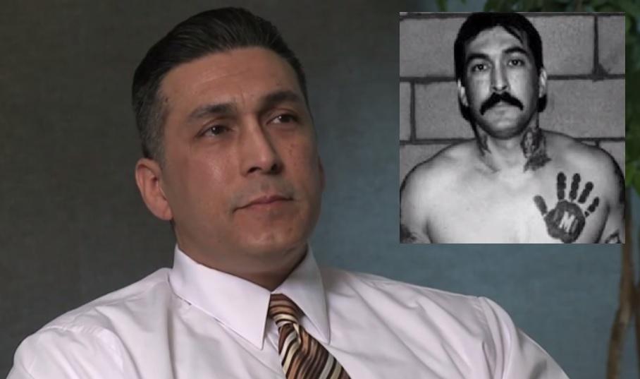 "Rene ""Boxer"" Enríquez, de 52 años, actualmente cumple dos sentencias de cadena perpetua por asesinato."