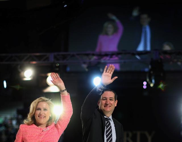 Ted Cruz está vivito y coleando