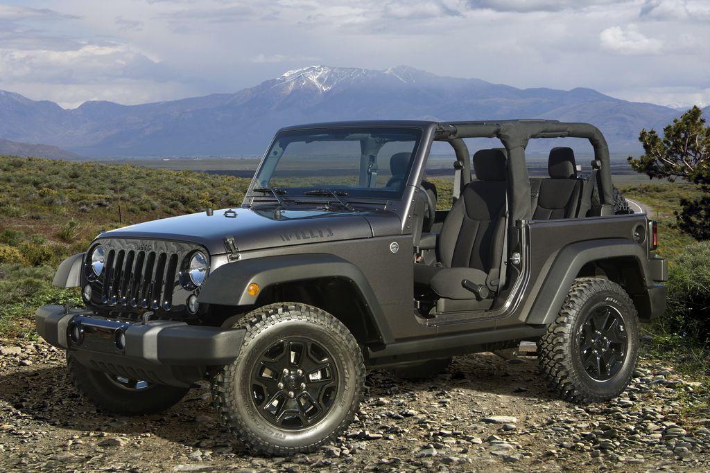 La versión Mojave de Jeep, para altas velocidades en terrenos difíciles
