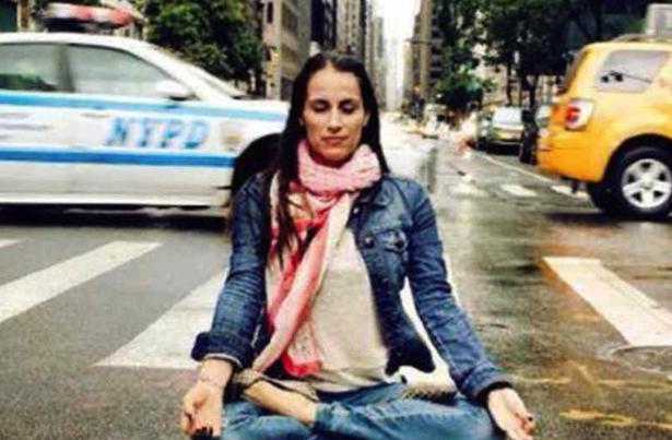Despiden en Tulum a maestra de yoga muerta en vuelo Germanwings
