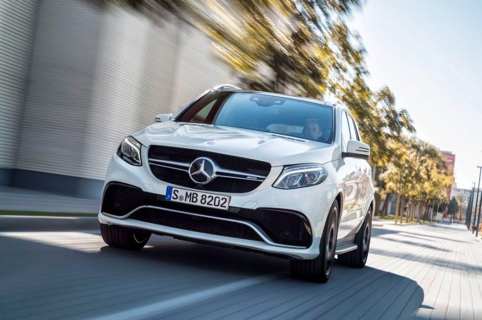 Mercedes Benz debutará un Híbrido plug in en Nueva York