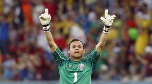 Copa América Centenario: show en el arco con porteros de élite
