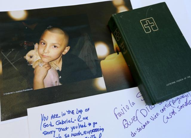 Los Ángeles pagaría $2.63 millones por el caso de Gabriel Fernández