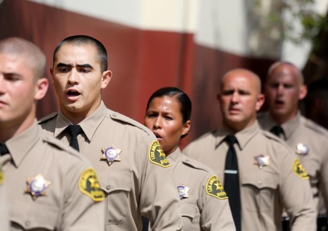 ¿Quieres trabajar para el Sheriff de Los Ángeles?