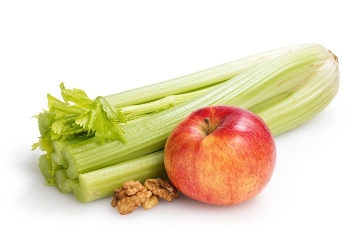 Retiran alimentos por apio contaminado con E.coli