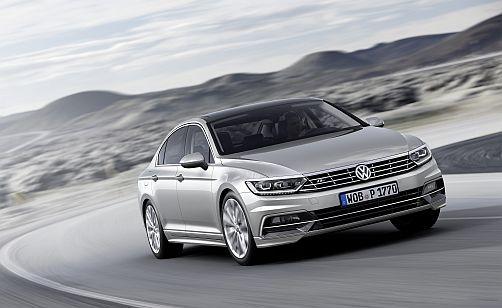 Dentro de la línea de Volkswagen, el Passat es un valor excelente