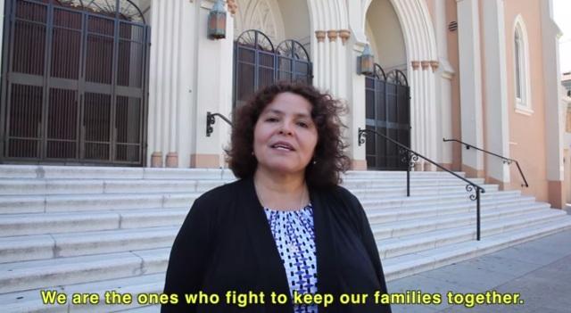100 mujeres marcharán 100 millas para pedir al Papa que abogue por los inmigrantes