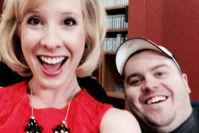 Perfil de Alison Parker y Adam Ward, los dos periodistas asesinados en directo