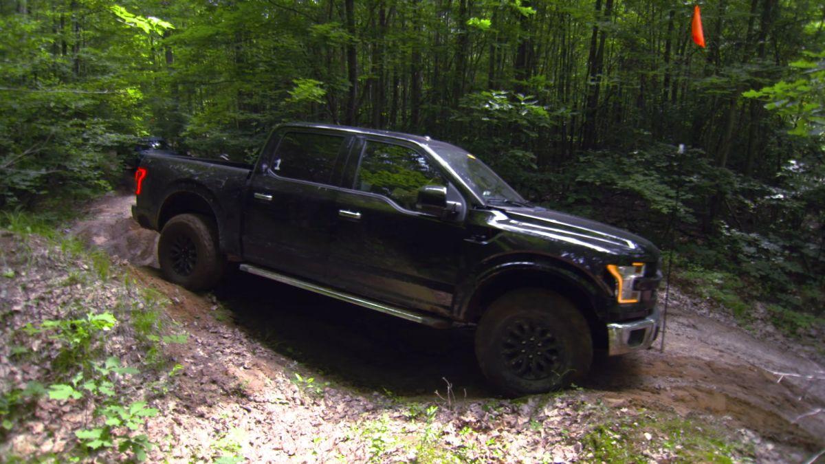 Ford trabaja para que esta versión del Raptor sea la más capaz e inteligente.