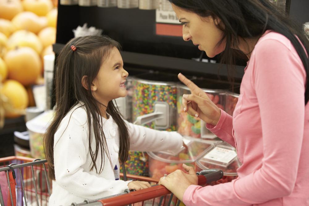 Trata de mantener la calma y evitar frustrarte al mismo nivel que tu hija.