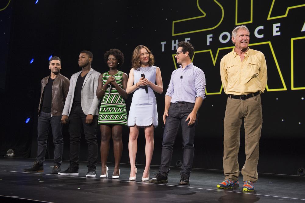 'Star Wars', Shakira, Johnny Depp… y más de la D23 Expo de Disney (fotos)