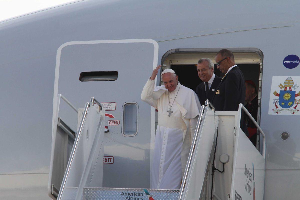 Estas son todas las actividades del papa Francisco en su visita a México