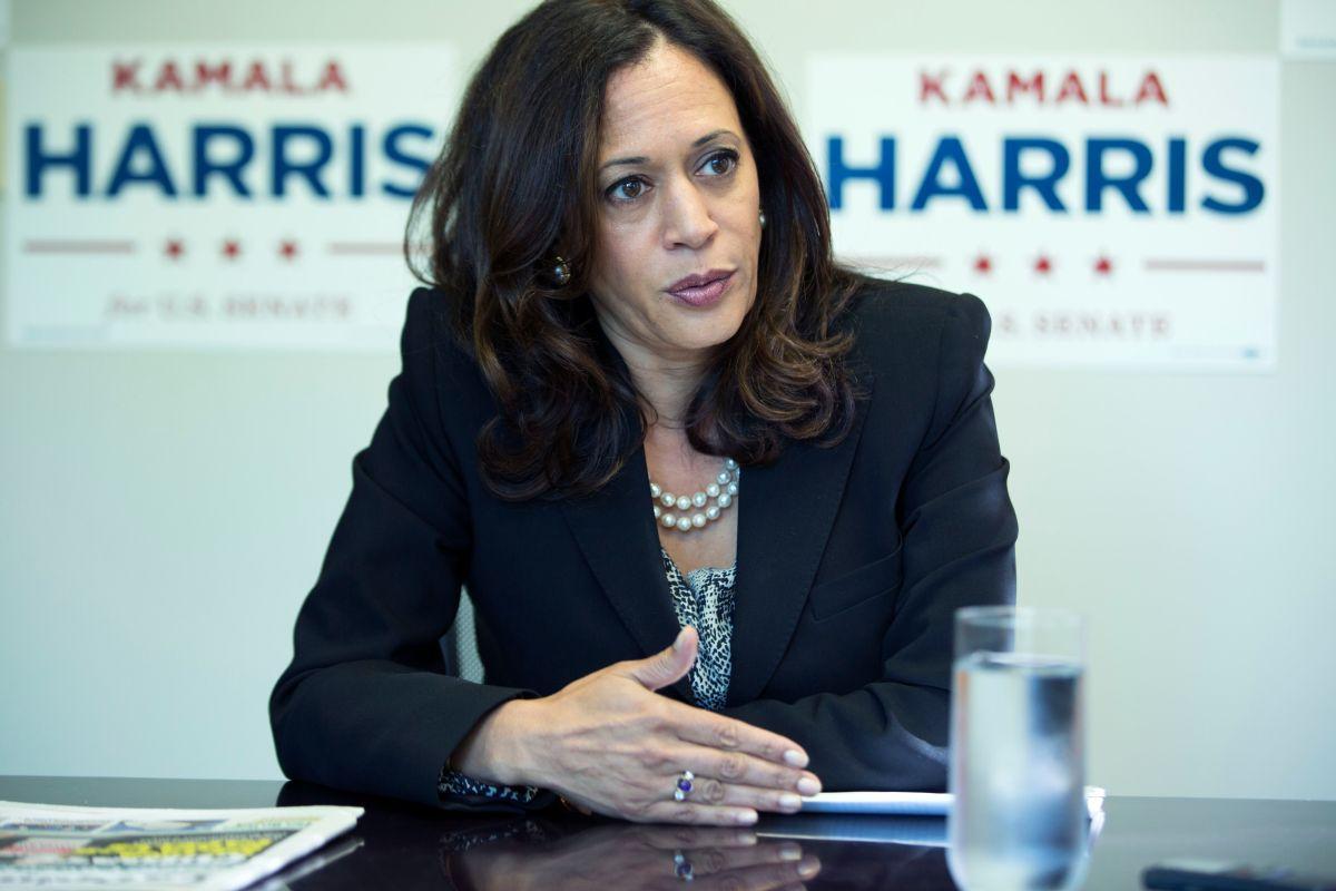 La procuradora de California, Kamala Harris, es una de los líderes que ha encabezado la defensa legal de la acción ejecutiva del Presidente Obama.