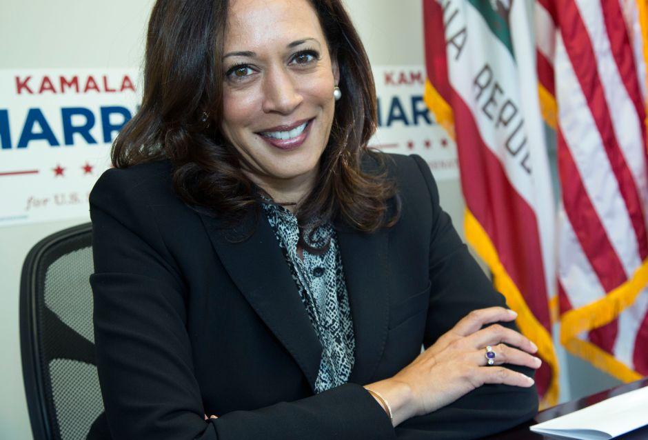 Kamala Harris para el Senado federal