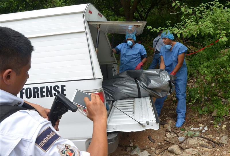 2019, el año más violento en México, van 25,890 homicidios dolosos