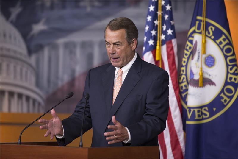 El presidente de la Cámara de Representantes, el republicano John Boehner, confirmó hoy que renuncia a su cargo.