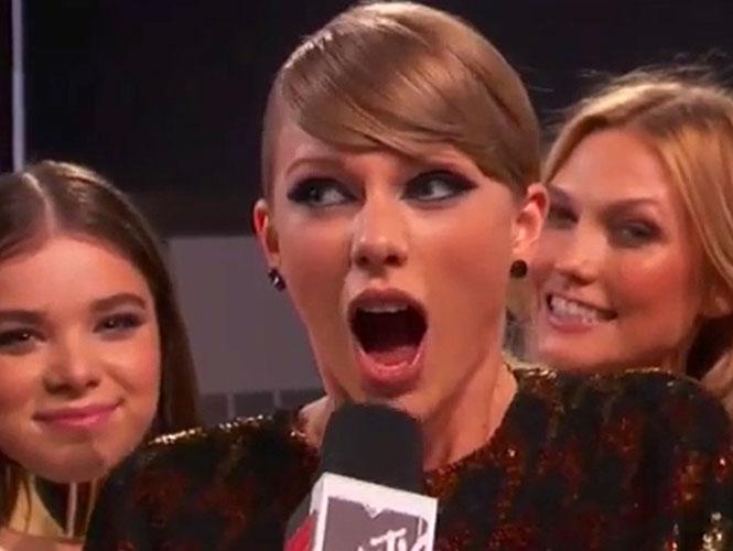 Amenazaron de muerte a la familia de Taylor Swift