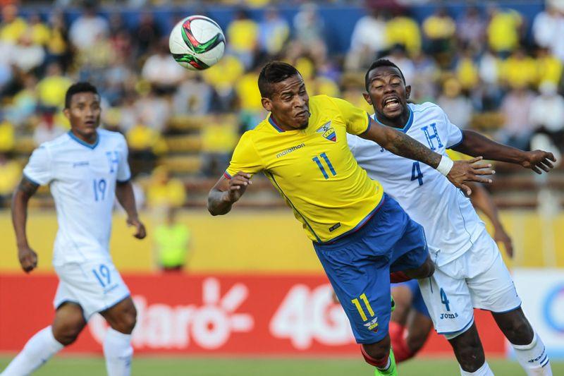 Ecuador vence a Honduras en último amistoso antes de eliminatoria (VIDEO)