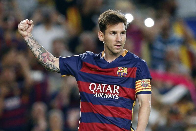 Doblete de Messi en la goleada del Barcelona al Levante (VIDEO)