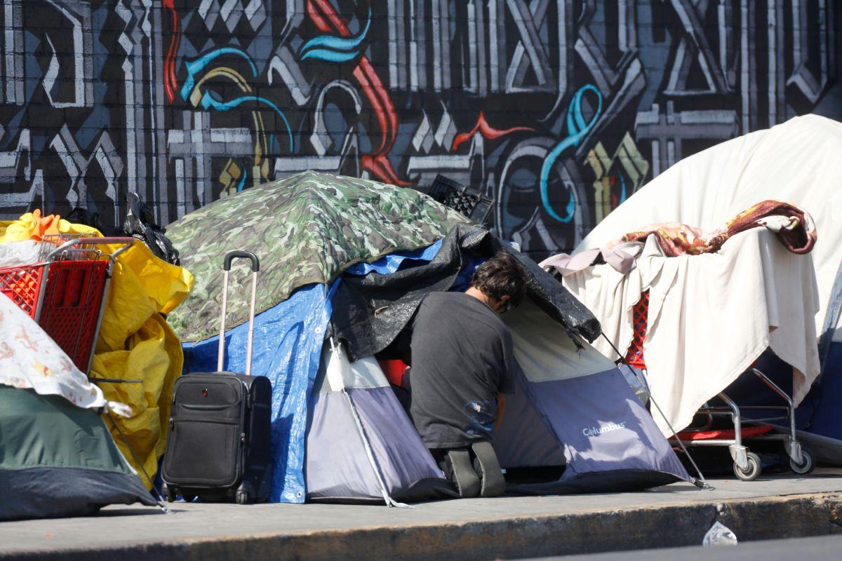 Problema de indigencia reúne a líderes de la ciudad y secretario de vivienda