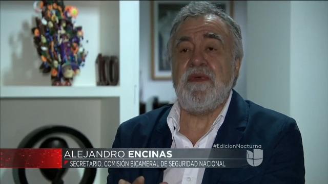"Senador mexicano: ""Video oculto de fuga de El Chapo revela red de complicidades"""
