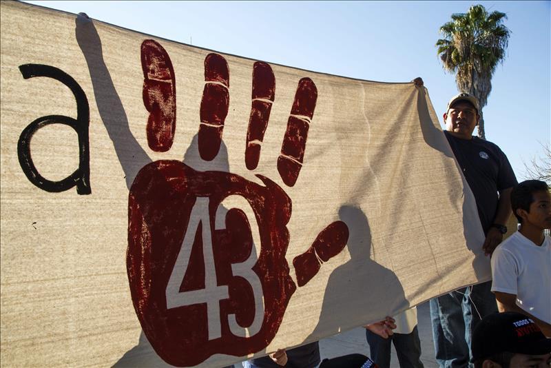 Este sábado se cumple el primer aniversario de la desaparición de los 43 estudiantes de Iguala.
