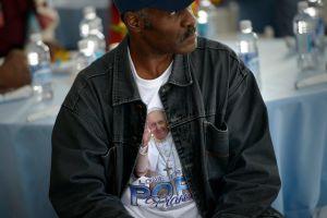 Papa: no hay justificación moral para que haya personas sin hogar