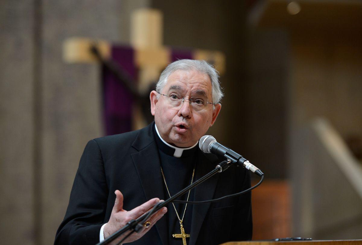 """Arzobispo de Los Ángeles """"preocupado"""" por ley de muerte asistida (VIDEO)"""