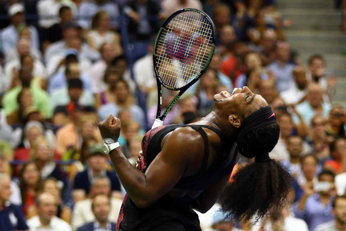 Serena se decide en el tercer set para sortear el obstáculo de su hermana
