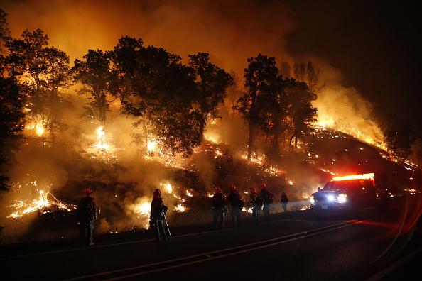 Obama destina $250 millones para combatir incendios en California