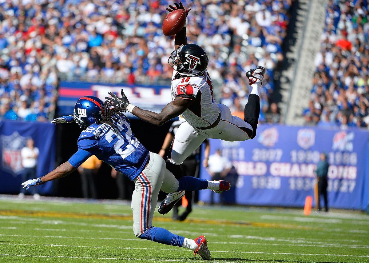 Segunda semana, segunda debacle de Eli Manning y los Giants