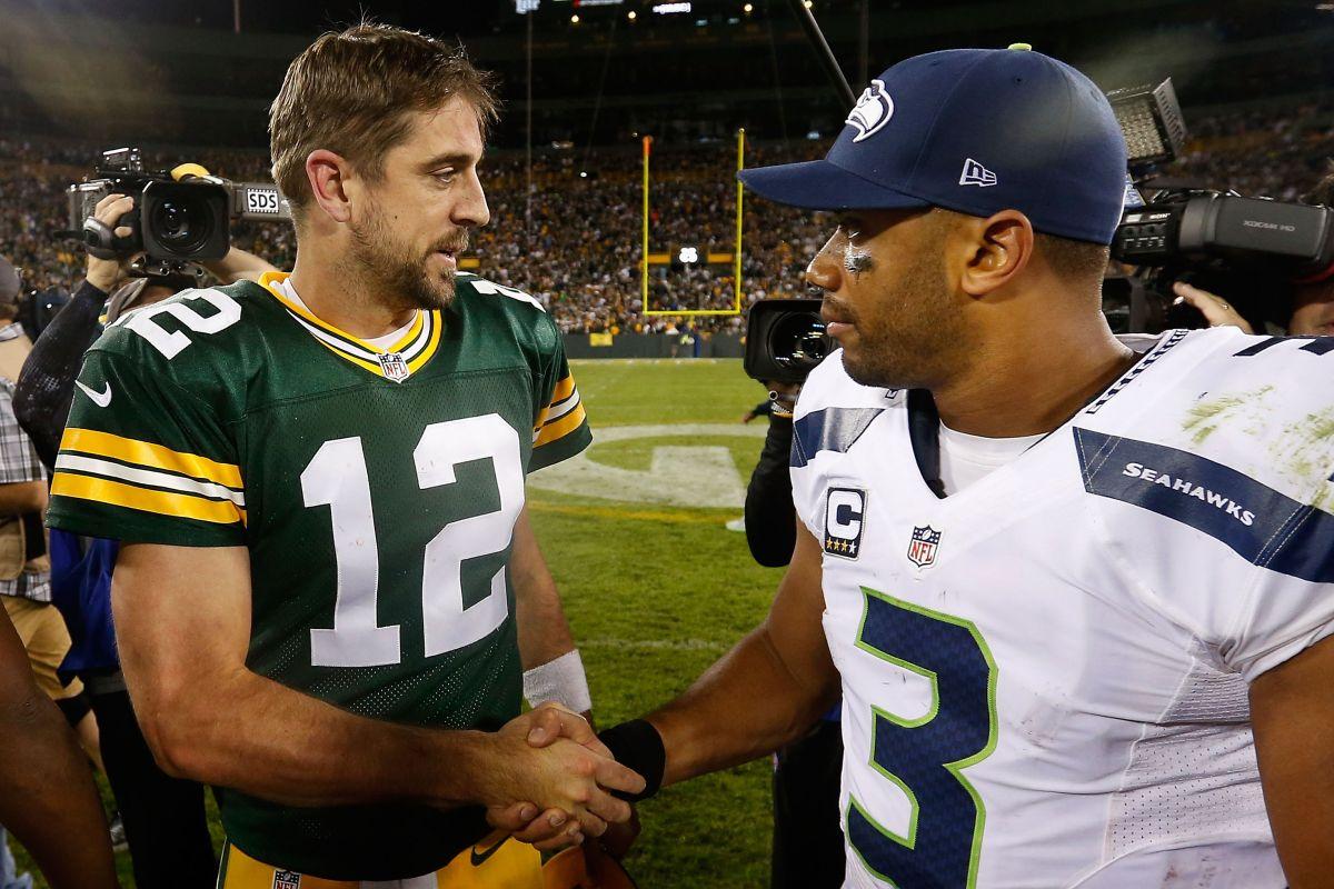 Rodgers con dedicatoria a Wilson: 'Dios fue un seguidor de los Packers esta noche'