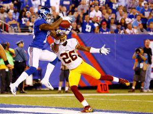 La tercera fue la vencida para los Giants: ganan su primer juego de 2015