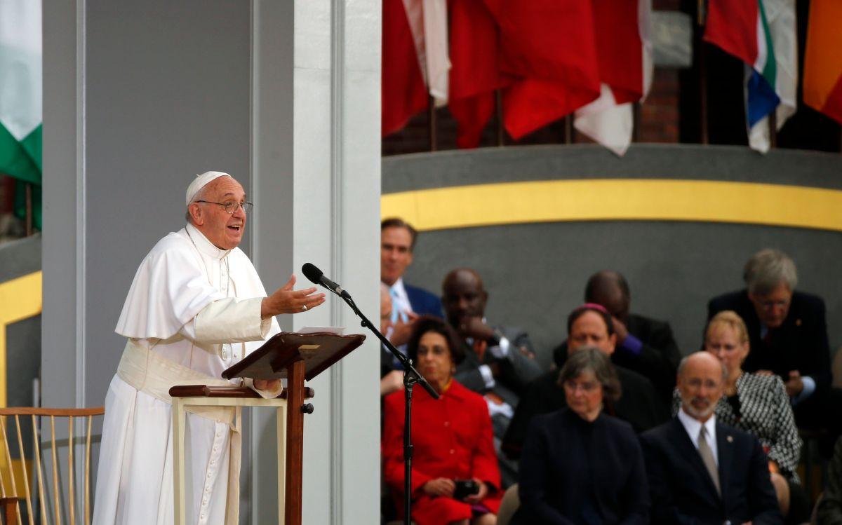 El desafío del Papa Francisco