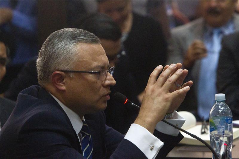 Acusado incrimina a expresidente Pérez Molina en una millonaria trama de corrupción en Guatemala