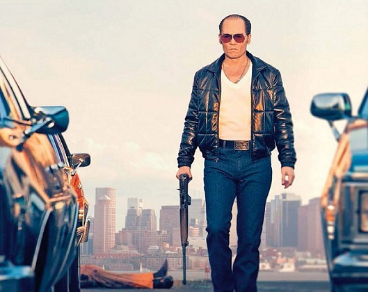 Johnny Depp se transformó físicamente para el filme 'Black Mass'. ¿Será nominado al Oscar 2016?
