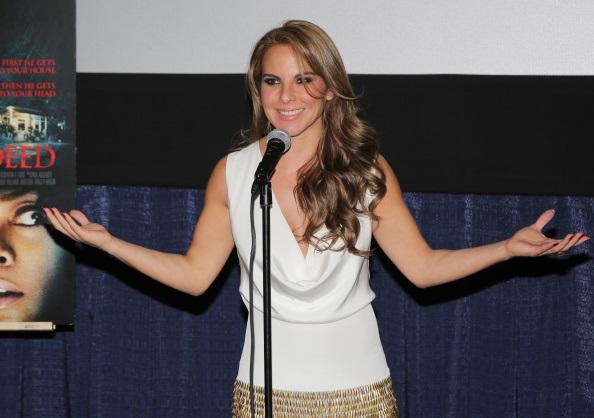 Jorge espera que la actriz participé en una obra de teatro con él.
