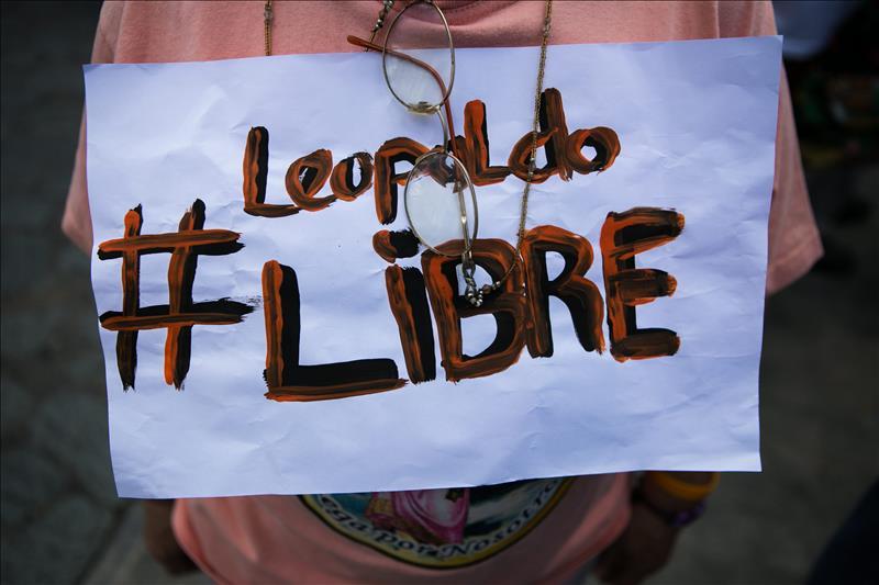 Se quiebra alarmante silencio frente a condena de López (VIDEO)