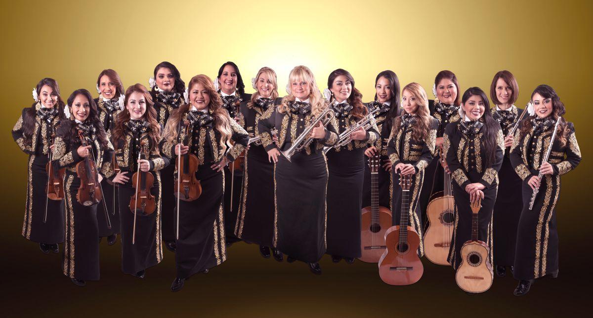 Festival de Mariachi de Mujeres celebra al son jarocho