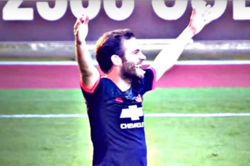 El tiki-tiki delManchester United, tras 44 pases (VIDEO)