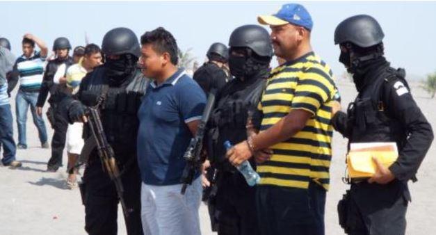 Golpe internacional al tráfico de personas: 36 detenidos