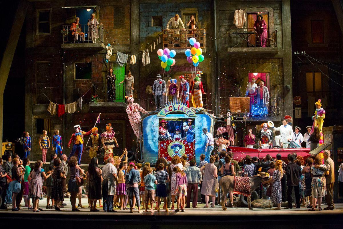 Celebra con Plácido Domingo 30 años de ópera en LA
