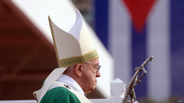 """""""No tenemos derecho a permitirnos otro fracaso"""", dice papa Francisco sobre diálogos de paz en Colombia"""
