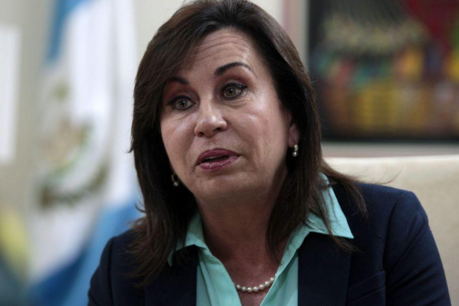 Tribunal electoral: Sandra Torres va contra Jimmy Morales