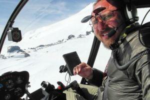 Aventurero ruso sobrevivió en el Ártico en medio de osos polares