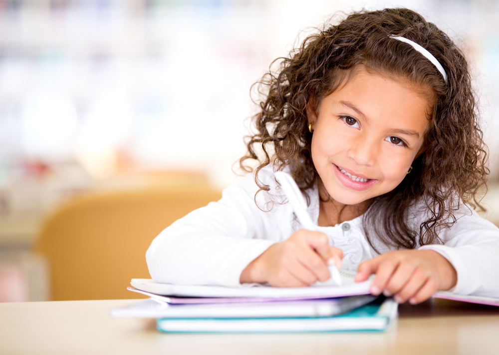 El 85% del desarrollo cerebral de los niños ocurre durante los primeros 5 años de edad.